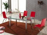 Cтеклянный стол