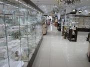 Стеклянные торговые витрины для магазина