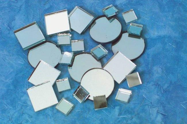 Плитка зеркальная