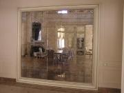 Большие зеркала в прихожую на стену